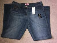Brand New George Boyfriend Fit Jeans - Size 14