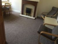 TWO BEDROOM FL;AT FIRST FLOOR FURNISHED AT SUDBURY TOWN WITH SMALL GARDEN