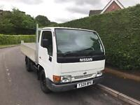 Nissan cabstar tipper price £2495