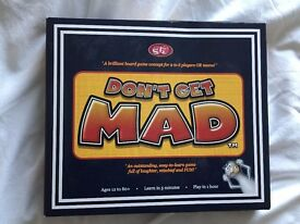 Don't Get Mad (Board Game)
