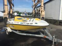 2004 Sea-Doo Sportster 4-TEC 155 HP