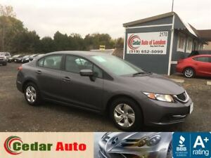 2015 Honda Civic LX -  Managers Special