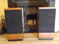 Vintage Goodmans Goodwood floorstanding loudspeakers