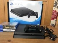 PlayStation 4 slim sale or swap