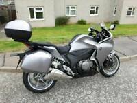 Honda VFR 1200F 2010, one owner, vgc