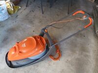 Flymo Easi Glide 300. Compact hover mower in excellent condition.