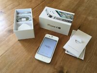 iPhone 4S 32GB white (unlocked)