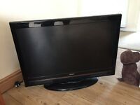 32 inch hitachi flat screen tv