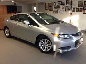 2012 Honda Civic EX 1 OWNER LOCAL TRADE!!