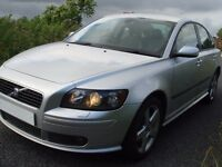 07 Volvo S40 Sport 2.0D full mot excellent condition