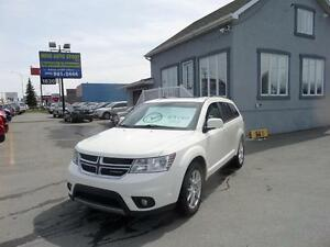 2012 Dodge Journey CREW ++1E+2E+3E CHANCE AU CRÉDIT++