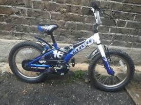 Trek Jet 16 kids bike 2 to 5years