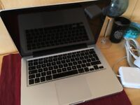 Very nice upgraded Apple MacBook Pro 2011 13 inch new 1TB disk WiFi 2012 to Handoff