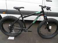 Salsa Mukluk GX Fatbike Complete Adventure Mountain Bike Brand New Ex Display