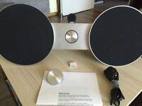 iPod iPhone iPad docking station Bang&Olufsen beosound 8, RRP £900, bargain