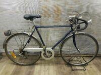 """Dutch classic road bike CRESCENT 397 FASHION LINE Wheels 28""""/700C Frame 22,5"""" HUGE BIKE!"""