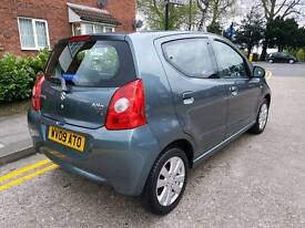 2009 Suzuki Alto SX4 - 1.0 Petrol - 5 Door - 54,000 Miles Only - 1 Year MOT - A/c Alloys Wheels