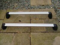 Roof rack for latest model of Suzuki Swift in vg condition. Supplied originally by Suzuki dealer
