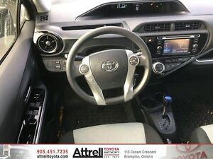2015 Toyota Prius c Upgrade Package KDTA3P BL
