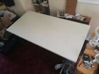 IKEA desk white 150x75mm