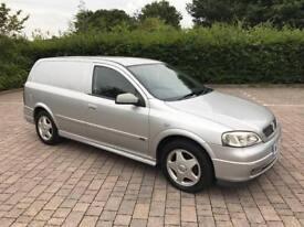 2000 Vauxhall Astravan 2.0 Di 16v Sportive Van PART EX TO CLEAR, ALLOYS, NO VAT