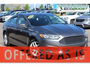 2014 Ford Fusion SE| Sun| Nav| Heat Leath| Dual Clmt| Rem Strt