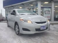 2010 Toyota Matrix XR-ALL IN PRICING-$90 BIWEEKLY+HST/LICENSING