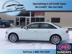 2014 Audi A4 AWD! GREAT COLOUR! PRICED TO SELL! WONT LAST!!