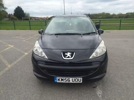 my lovely peugeot 207 very cleanly and reliable, don't wait call now
