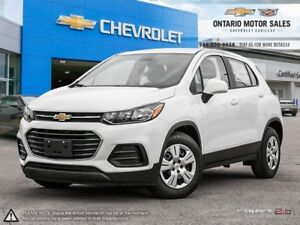 2019 Chevrolet Trax LS Air and Auto Package / Rear Camera / W...