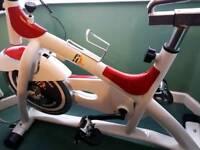 Training bike