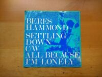 BERES HAMMOND - Settling down because I'm lonely. CLEARANCE