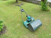 """Qualcast Suffolk Punch 43S 17"""" Cut Cylinder Mower"""