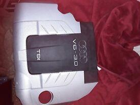 Audi a8 3.0tdi engine cover