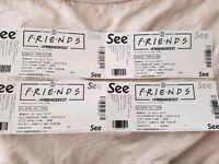 2 x Friendsfest tickets