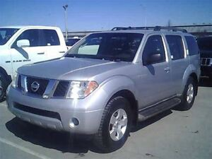 2007 Nissan Pathfinder S**CERT & 3 YEARS WARRANTY INCLUDED