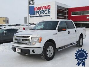 2014 Ford F-150 XLT XTR Super Crew 4x4 - 54,590 KMs, 5.0L V8 Gas