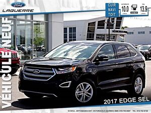 2017 Ford Edge SEL*211$/Semaine*