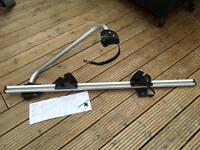 Genuine Bmw E46 bike carrier for saloon BMW car