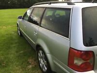 VW Passat Estate 4M❄️tion Sport TDI