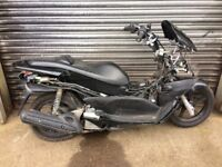 Honda pcx125 ww 125 ex2 catC part repair