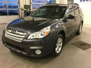 2013 Subaru Outback 2.5i Limited Cuir/Toit/GPS West Island Greater Montréal image 3