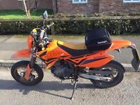 Superbyke rmr 125cc £650