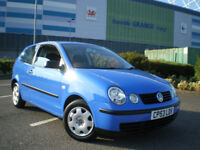 Volkswagen Polo 1.2 E 3dr Hatchback Manual * 3 Months WARRANTY * FULL SERVICE HISTORY