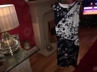 Gorgeous Oasis designer dress brand new with tags size 16