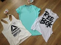 Reebok tops new S/M