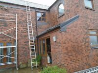 double ladder reach 7.5m