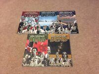 The Walking Dead Volumes 1 - 5