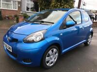 Toyota Aygo 1.0 VVTI 2010 - 60 Plate with 47k Miles
