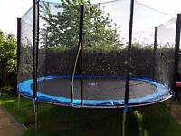 Trampoline 14 feet for sale